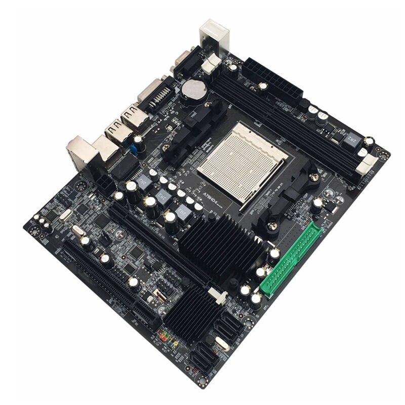 Интернет магазин товары для всей семьи HTB1pOk_adfvK1RjSspoq6zfNpXay Цзя Huayu A780 практические Настольный ПК Компьютер Материнская плата AM3 поддерживает DDR3 двухканальный AM3 16G памяти