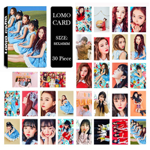Youpop KPOP Red Velvet ROOKIE Joy Yeri Irene Album LOMO Cards K-POP New Fashion Self Made Paper Photo Card HD Photocard LK458