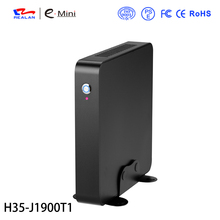 Intel Celeron J1900 Quad Core 2.0G Mini PC Core Windows Thin Client Desktop Macro Computer with HDMI and VGA free shipping(China)
