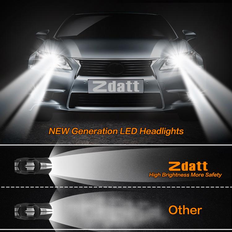 V8S-9006 HB3-NEW-6 Car Led Light Bulb (3)