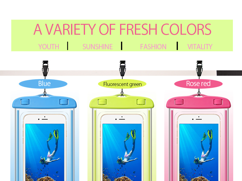 TOMKAS Universal Waterproof Case For iPhone X 8 7 6 s Plus Cover Pouch Waterproof Bag Case For Phone Coque Waterproof Phone Case (9)