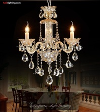 Small Bedroom Crystal Chandelier Lighting Fixture Living room Chandelier Crystal Light room Tiffany Crystal Chandeliers Lighting