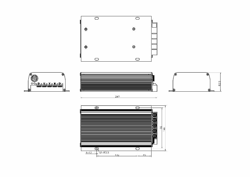 SVMC controller Normal 80A - 150A