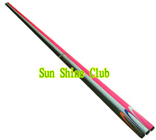 Free shipping High quality 1/2 split cue Carbon snooker cue stick damp proofing stainless joint 9.5mm tip very pretty hotsales