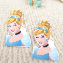 Buy 45mm*30mm girl resins high 5 pieces,DIY handmade materials,wedding gift wrap,5Y49711 for $1.20 in AliExpress store