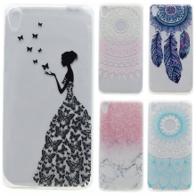Transparent Phone Cases sFor Sony Xperia XA Ultra Case Silicone Fresh Slim Soft Back Cover Butterfly Girl - HQS Technology Co., Ltd. store