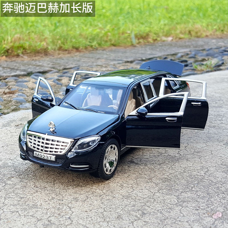 124 XLG TheBenz Maybach S600 Extended (2)