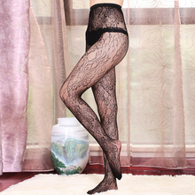 Buy Women's Sexy Fashion Candy Color Transparent Lace Tights Stockings Pantyhose 1pcs wholesale 904
