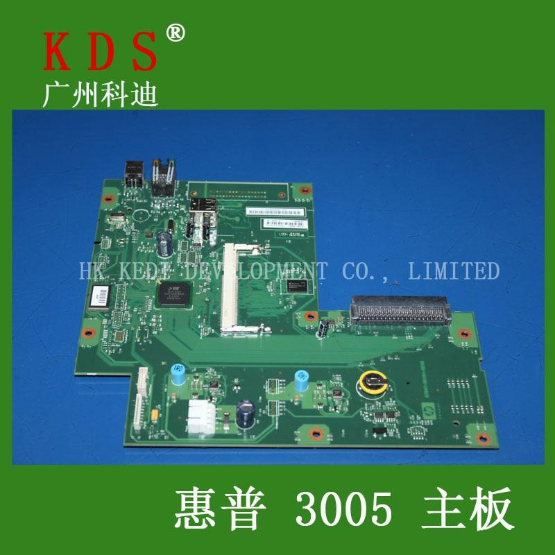 100% Test Original Formatter Board for HP3005 MotherBoard Logic Board Mainboard Spares Parts<br>