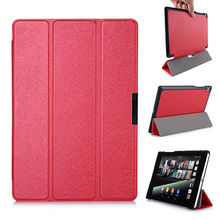 Flip Leather Case For Google Nexus 9 Nexus9 8.9 inch Cover Tablet Ultra Slim Light Weight Trifold Smart Fundas Protective Shell
