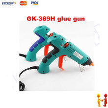 Power Tool Proskit GK-389H Professional Hot Melt Glue Gun 100W For Adhesive Cardboard Boxes(China)