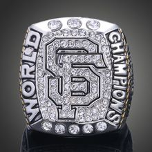 2014 San Francisco Giants World Series Champion Ring,Madison Bumgarner Ring,Baseball Fans Souvenir Collection