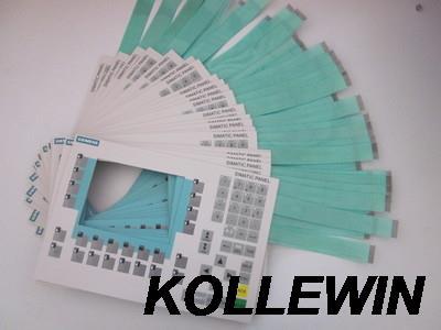 NEW membrane keypad for OP270 6PANEL OP270-6 6AV6542-0CA10-0AX0 6AV6 542-0CA10-0AX0 6AV65420CA100AX0 freeship 1year warranty<br>