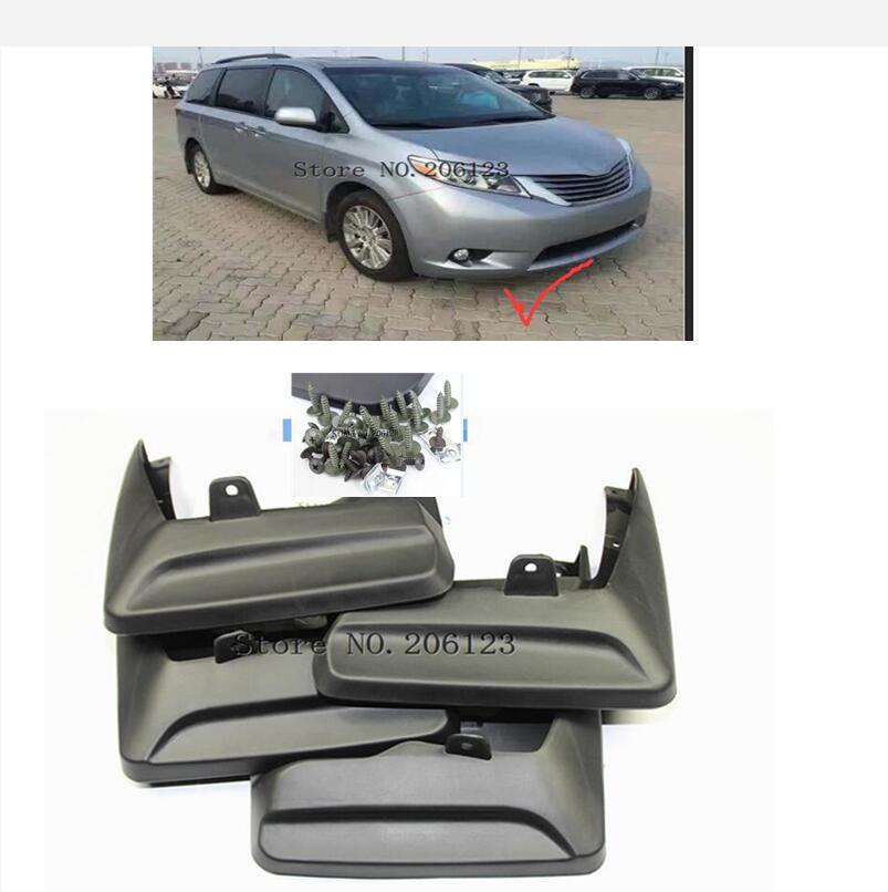 Rear Engine Splash Shield For 2011-2015 Toyota Sienna