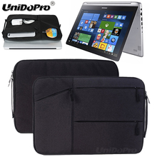 Unidopro Sleeve Briefcase Handbag Case for Samsung ATIV Smart PC 500T 11.6-Inch Detachable 2 in 1 Laptop Carrying Bag Cover(China)