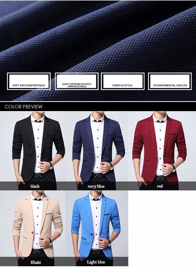 HTB1pPbGRpXXXXXKXpXXq6xXFXXXT - HCXY модные Для мужчин Блейзер Повседневные комплекты одежды Slim Fit пиджак Для мужчин весна костюм Homme, TERNO masculin Блейзер, куртка