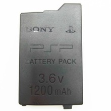 1pcs 1200 mAh battery for Sony PSP 3000 for PSP2000 for Sony's PlayStation Portable, For PSP3000, for psp-2000 free delivery