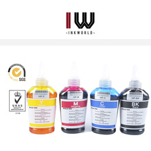 High QualityUniversal dye Sublimation Ink for Epson printers 4 Color pcs/lot(China)