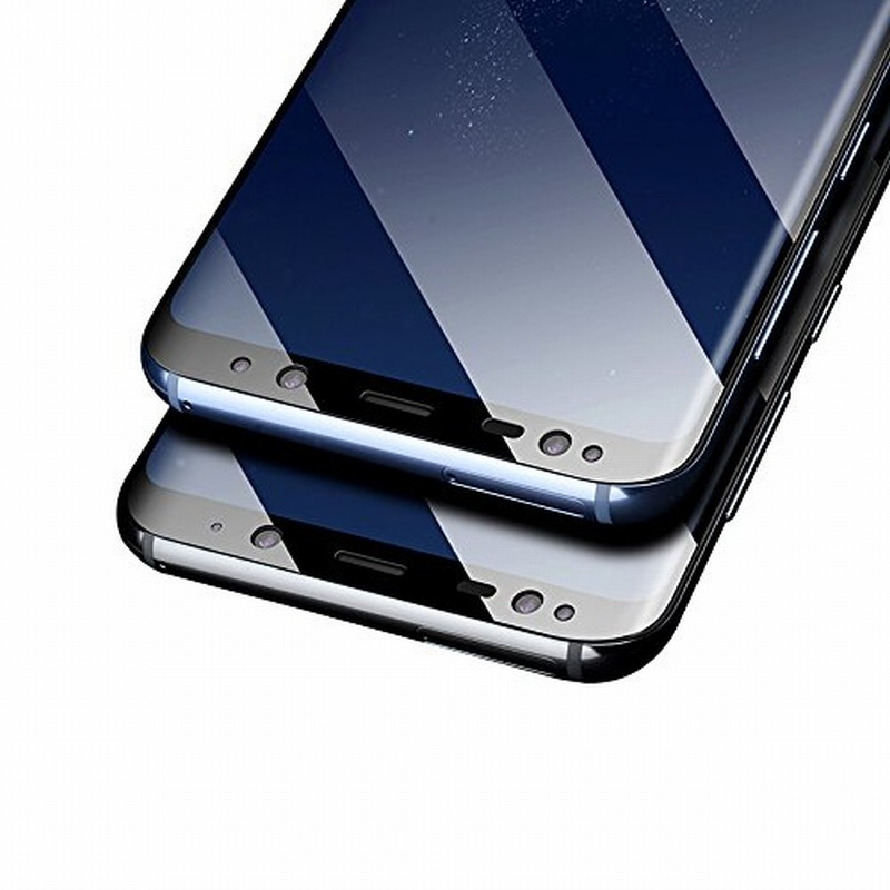 Ascromy For Samsung Galaxy Note 8 S8 Plus S7 edge S6 S8plus note8 S5 S4 Screen Protector TPU Silicone Full Cover Film Protection (2)