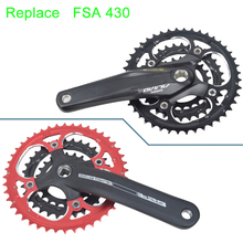 22T 32T 42T 44T 48T 7/8/9/10 Speed MTB Folding BMX Bike Road Bicycle Crank Crankset Disc Chain Wheel Tooth Slice Repair Parts(China)