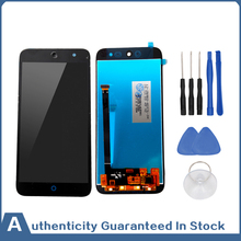 100% Original For ZTE Blade A1 LCD Display+Touch Screen Screen Digitizer Assembly Replacement For ZTE Blade A1 Cell Phone
