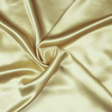19 mm Pure Silk Satin Fabric Super width 280 cm 110 inches width silvery color 81 gsm for bedding 2 meters for sample testing