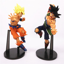 Dragon Ball Z Action Figure Toys 22cm PVC Dragon Ball Son Goku Super Seiya Figure Model toy For Collection Wholesale Price