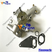 For Cummins A2300 Water pump 4900902 for DOOSAN DAEWOO D20S D25S D30S Forklifts A2300 A2300T diesel engine repair parts(China)