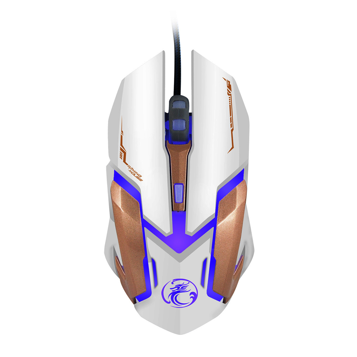 iMice Gaming Wired Mouse USB Optical Mouse 6 Buttons PC Computer Mouse Gamer Mice 4800dpi For Game Desktop Laptop(China (Mainland))