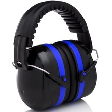 Safety Hearing Protection Safety Ear Muffs Ear Cups 34dB Highest NRR Safety Ear Defenders for Shooting Ear Protection 500pcs(China)