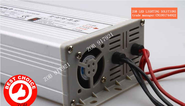 [ZOB]The new power supply aluminum profiles 350W-12V-29.2A rain LED power supply factory direct<br>