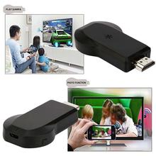 1080P MiraScreen WiFi Display Receiver AV Dongle DLNA Airplay Miracast HDMI miracast devices best miracast dongle 2016