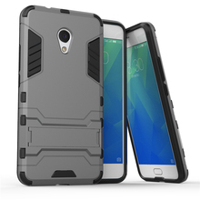 Soft TPU Back Hard Hybrid Rugged Armor Cases for Meizu M5S Case Plastic Luxury Cover for Meizu M5S Coque Fundas Capa P30(China)