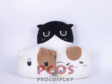 Hetalia : Axis Powers Season 6 The World Twinkle Cosplay UK / Japan / Italy Cat Plush Doll mp003024(China)