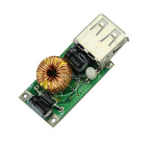 WS16 DC-DC USB 12V to 5V DC-DC Step Down Converter Lead Acid Battery Charger Power Supply Module Step-down For IPhone MP4 PSP