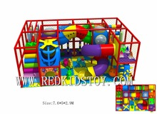 Custom-made Design for Austrian Client Safety Indoor Playground 170417-A