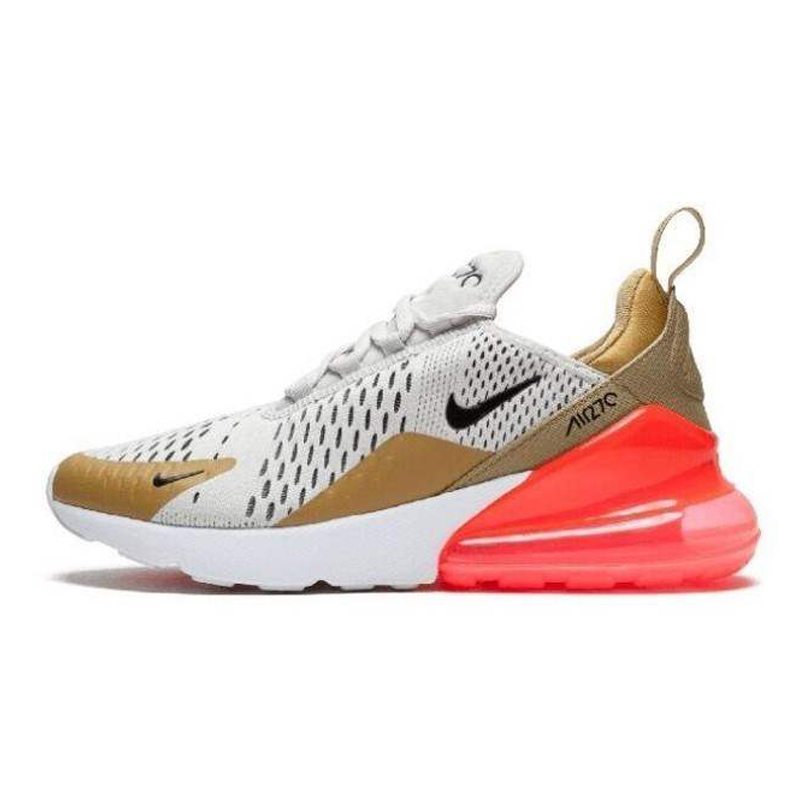 Nike Air Max 270 180 Running Shoes Sport Outdoor Sneakers Comfortable Breathable for Women 943345-601 36-39 EUR Size 215