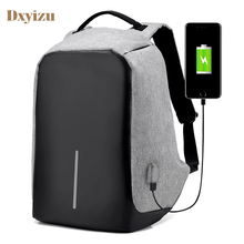 High-capacity Multi-function Anti Theft Backpack Men High Quality Travel Bags Charging Line Bags Laptop Backpack Women mochila(China)