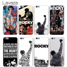 Buy Lavaza High Phone Cases Rocky Balboa Hard Transparent Cover Case iPhone X 10 8 7 6 6S Plus 5 5S SE 5C 4 4S for $1.23 in AliExpress store