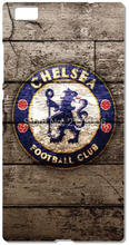 Chelseas Football Logo Plastic Hard Cell Phone Cover For Huawei Honor 6 7 Ascend P6 P7 Mini P8 P9 Lite Mate 7 8 Mobile Case