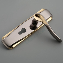 Wholesale Desgin New Interior Door Decoration High-grade Room Door-lock European Style Handle Locks