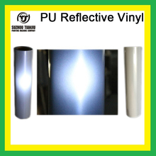 "TJ high temperature pu reflective heat transfer vinyl W20""x 4 meters hot sales"