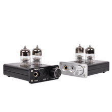 HiFi level 6J9 Tube Headphone Amplifier DAC Sound clear and bright Use PCM2704 phone OTG USB Audio decoding Tube Preamplifier