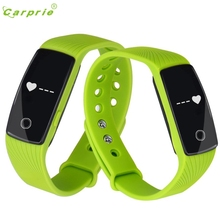 CARPRIE Bluetooth Smart Watch Heartrate Bracelet Sync Phone Mate For IOS Android for iphone Futural Digital MAY19