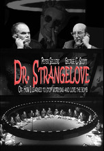 J1896- Dr. Strangelove Stanley Kubrick Rare Print Movie Pop 14x21 24x36 Inches Silk Art Poster Top Fabric Print Home Wall Decor(China)