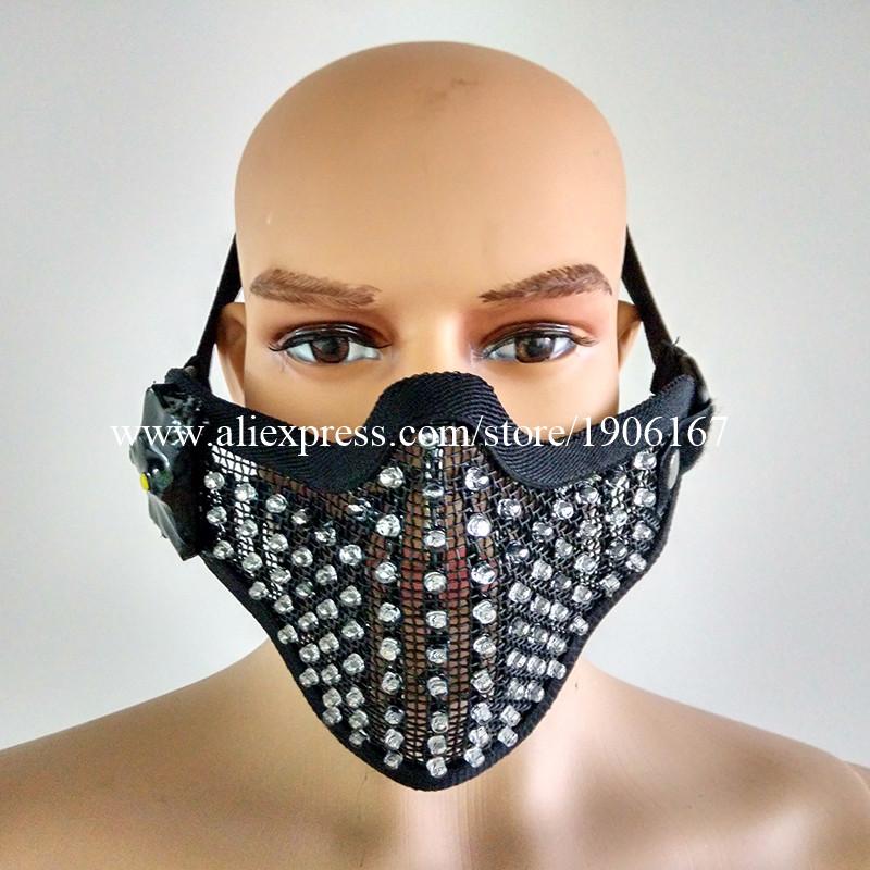 led and laser mask02