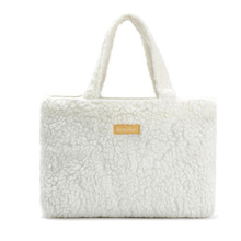 Lunch Bag 2017 New Velvet Cooler Bag Thermal Insulation Bags Travel Picnic Food Lunch box bag for Women Girls Kids KC001(China)