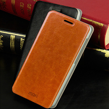 Original MOFI ZenFone 4.5 Cover,New soft leather Back Case For ASUS ZenFone 4.5 A450CG 4Color For Choose,High Quality cover
