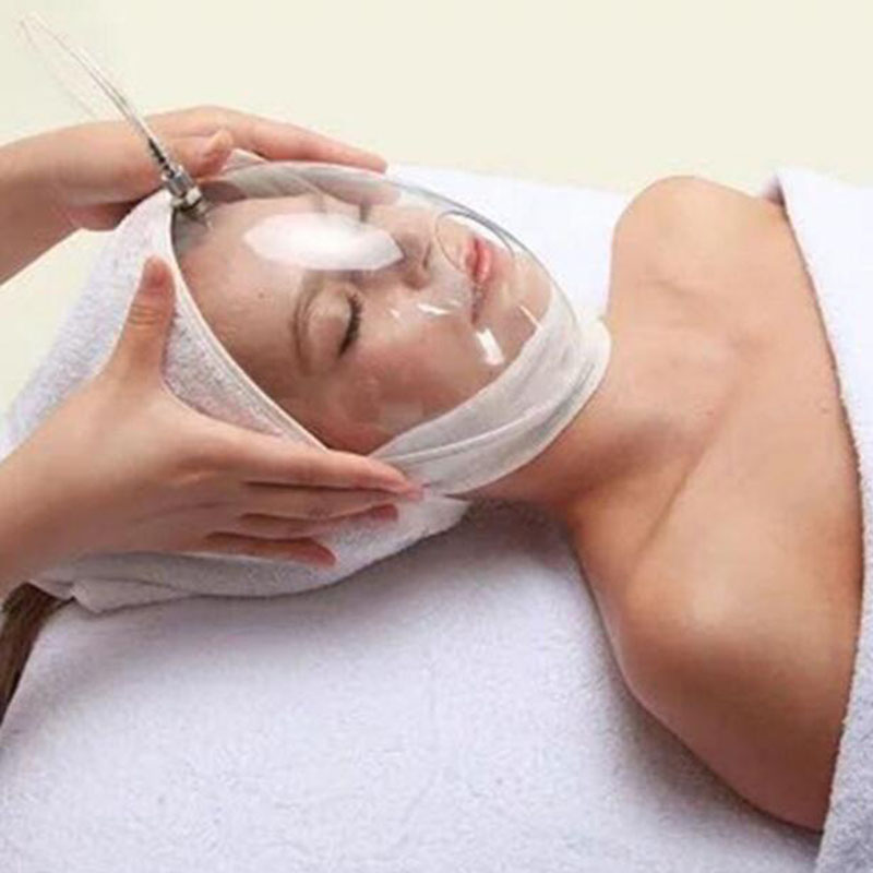 The new household skin mask is used to mask the oxygen machines health oxygen machine tube face mask<br>
