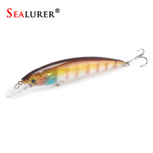 1PCS/LOT  Fishing Lure Minnow Lures Hard Bait Pesca 11CM/13.5G Fishing Tackle isca artificial Quality Hook Swimbait
